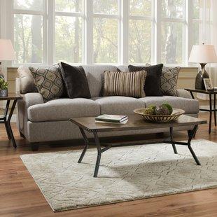 Simmons Memory Foam Sofa | Wayfair