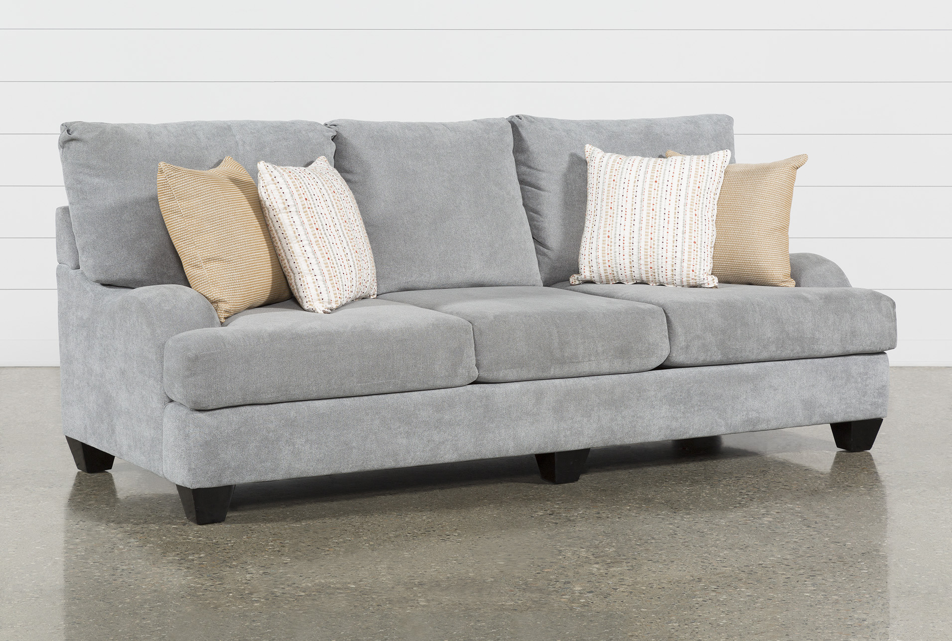 Sierra Foam III Sofa | Living Spaces
