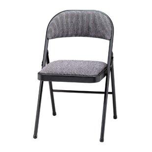 Folding Padded Chairs   Wayfair