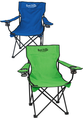 Promotional Nylon Folding Chairs With Carrying Bags |X20117