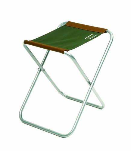 Amazon.com : Shakespeare Folding Stool - Brown/Green : Sports & Outdoors