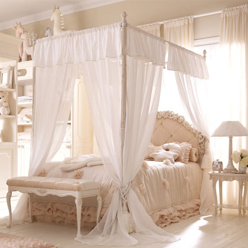 Italian 4-Poster Bed