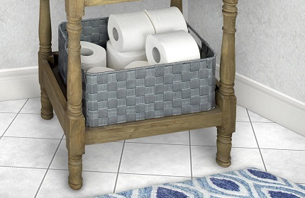 Bathroom Furniture - Bathroom Accessories Collection | At Home