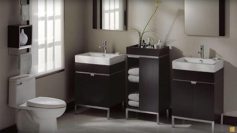 Bathroom Furniture | Bathroom Vanities, Mirrors | American Standard