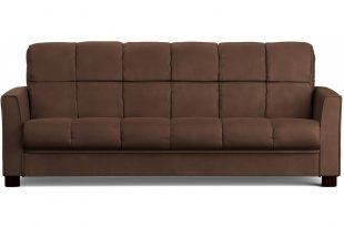 Mainstays Baja Futon Sofa Sleeper Bed, Multiple Colors - Walmart.com