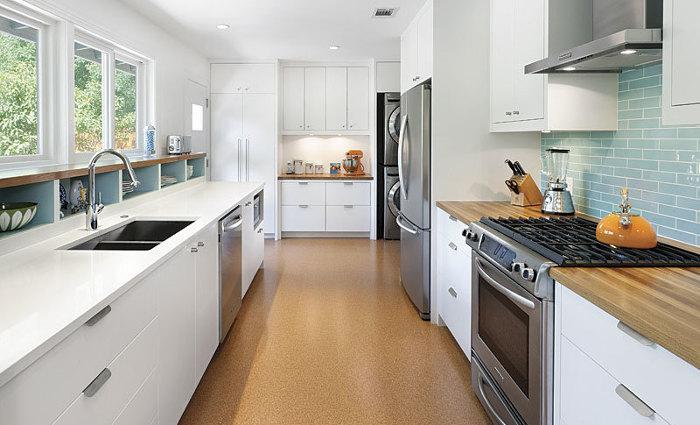 A Galley Kitchen That Works - Fine Homebuilding