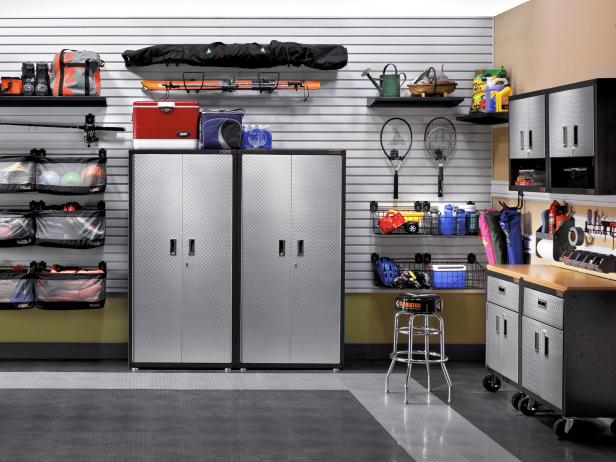 Great Tips for Garage Organization | DIY Network Blog: Made + Remade