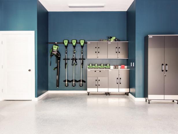 Garage Organization Ideas, Tips & Tools | HGTV