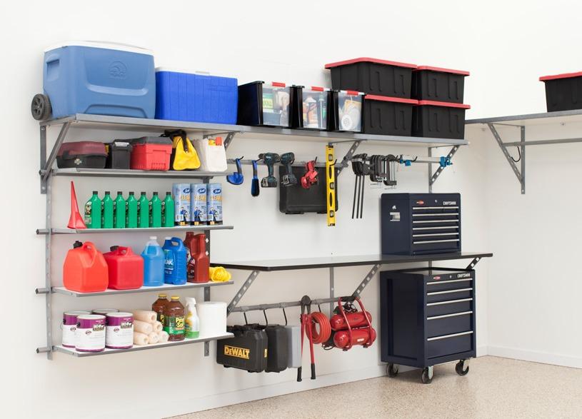 Garage Organization Lansing | Cutting Edge Garage Solutions