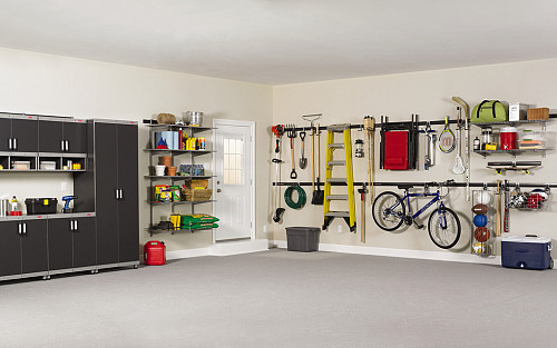 DIY Garage Organization: Clear Out, Clean Up, Optimize - Networx