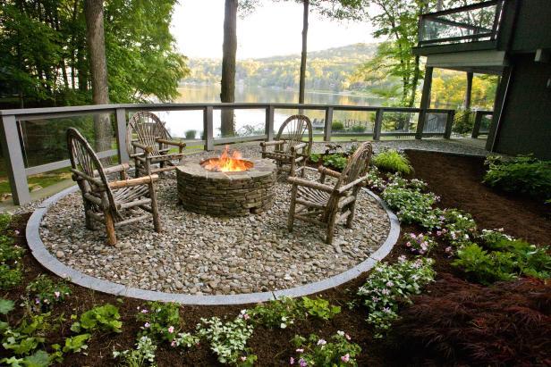 Cheap Garden Design Ideas   HGTV