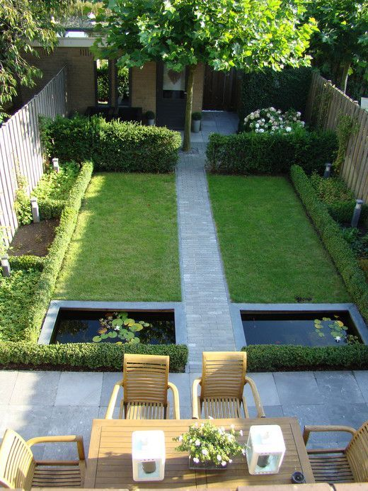 25 Fabulous Small Area Backyard Designs | garden | Pinterest