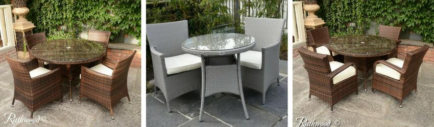 How to choose the perfect Garden Furniture in Ireland? - Rathwood
