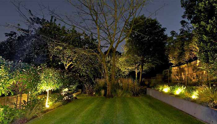 How to Setup of Garden Lights? | Landscape Design