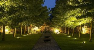 The best garden lighting: from fairy lights to wall lanterns | Real