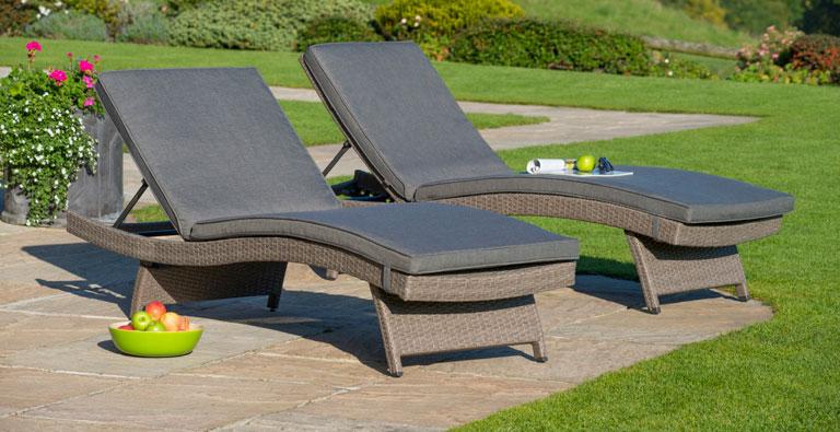 Relaxing Garden Loungers u2013 goodworksfurniture