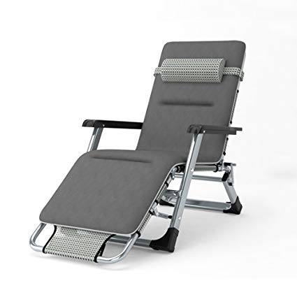 Amazon.com : Lounge Chairs ZHIRONG Folding Sun Loungers/Portable