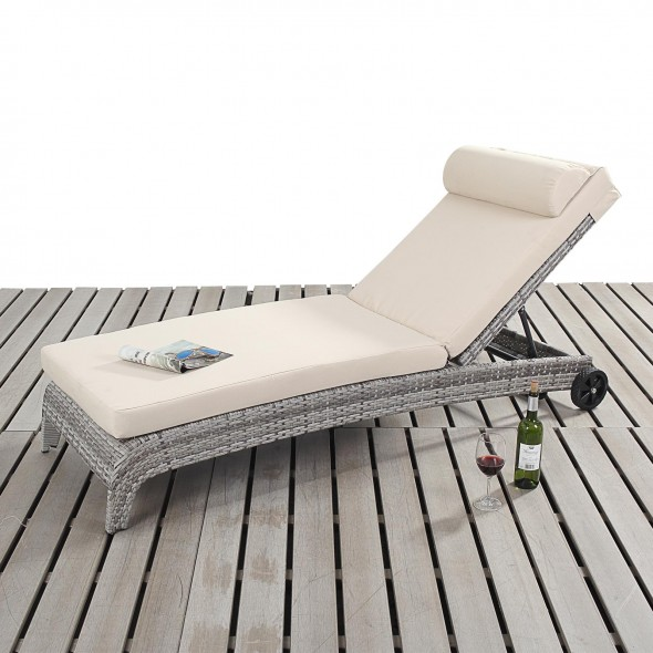 Rattan Sun Loungers | Rattan Sunbeds | LOW PRICES