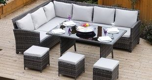 Garden Sofa Sets You'll Love | Wayfair.co.uk