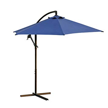 Amazon.com: Rectangular Patio Outdoor Living Solid Color Umbrellas