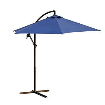 Amazon.com: Rectangular Patio Outdoor Living Solid Color Umbrellas