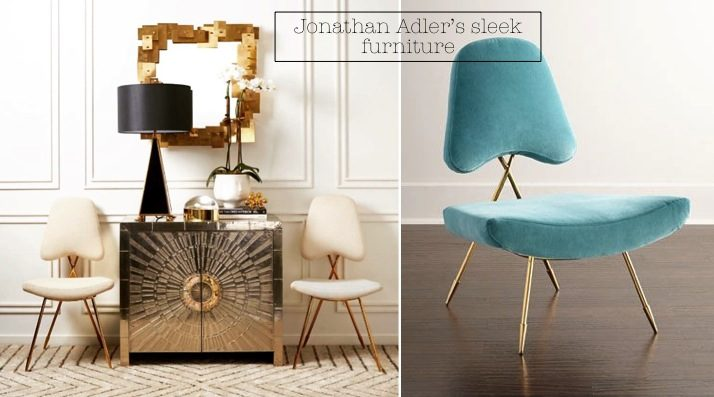 Minimalist 'skinny' furniture; get the designer look for less!   Yes