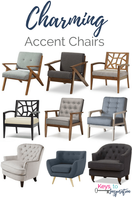 Charming Accent Chairs » Keys To Inspiration