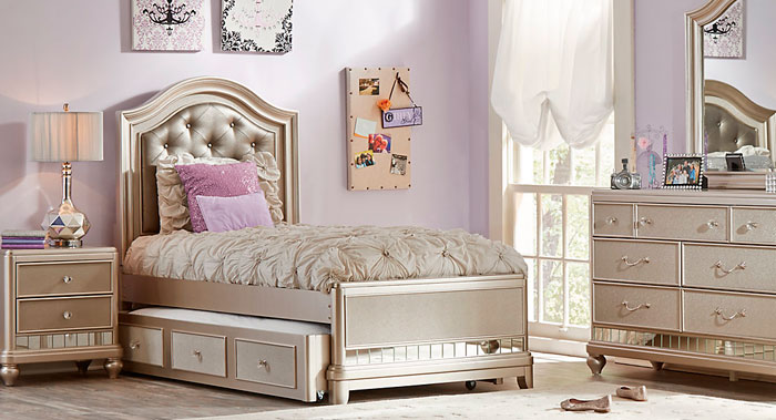 Girls Bedroom Furniture – CareHomeDecor