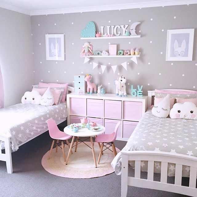 Top Ideas for a Perfect Girls   Bedroom