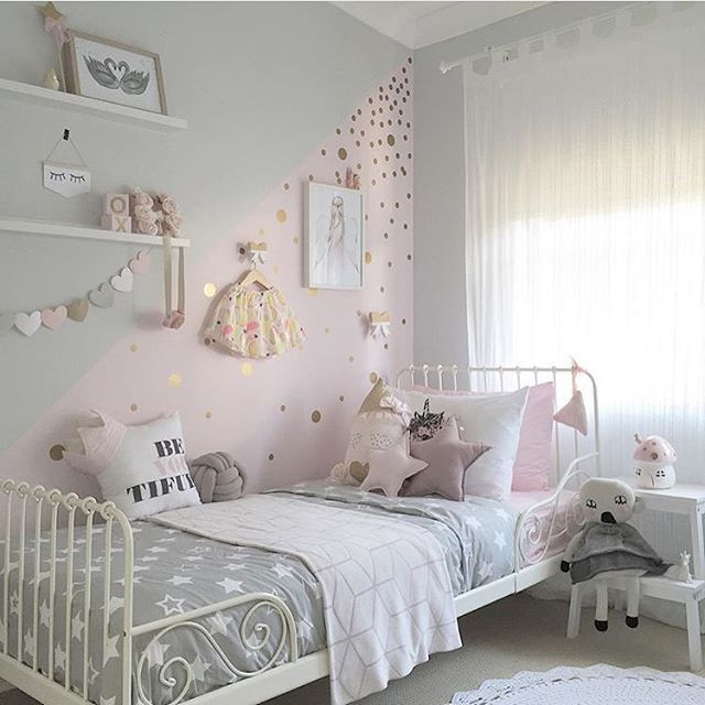 20+ More Girls Bedroom Decor Ideas | All Things Creative | Pinterest