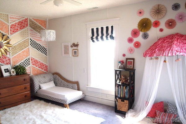 Top Ideas for a Perfect Girls Bedroom – CareHomeDecor