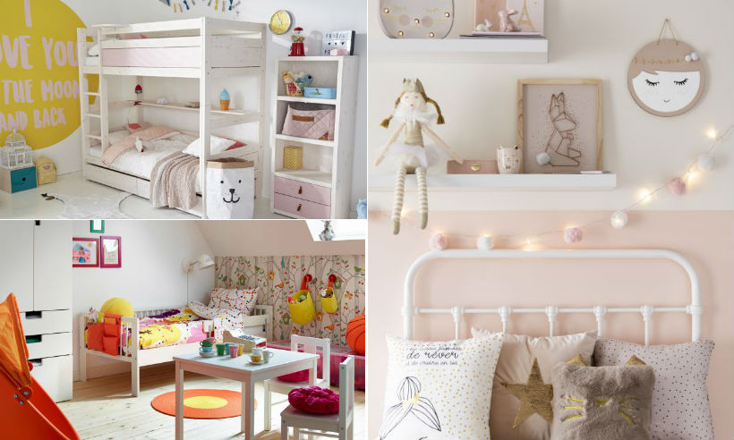 12 girls' room ideas and inspiration | HELLO!