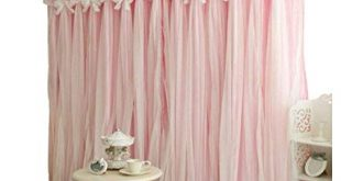 Amazon.com: Queen's House Girls Bedroom Curtains Panels (Set of 2