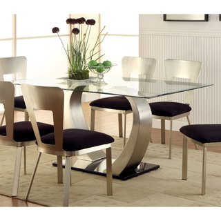 Whether to buy or not to buy   glass dining room table?