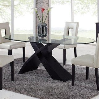 Glass Oval Dining Table - Ideas on Foter