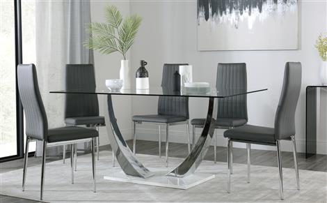 How Will a Glass Dining Table Improve Your Room? – CareHomeDecor