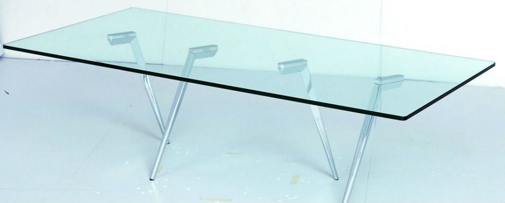 72u2033 Glass Table Top | MOSAIC Catering Events | Our Rental Products