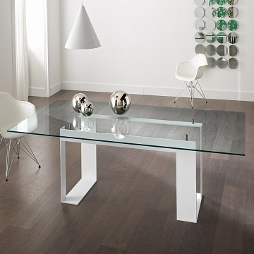 Glass Table Tops - Custom Cut | Dulles Glass and Mirror