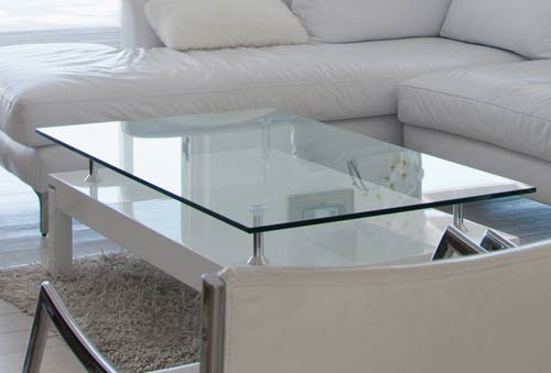 Glass Table Tops in San Diego | Pacific Glass & Mirror Inc.
