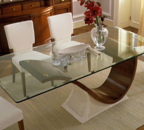 Sea of Glass & Mirrors - Glass Table Tops