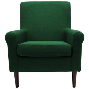 Emerald Green Armchair | Wayfair