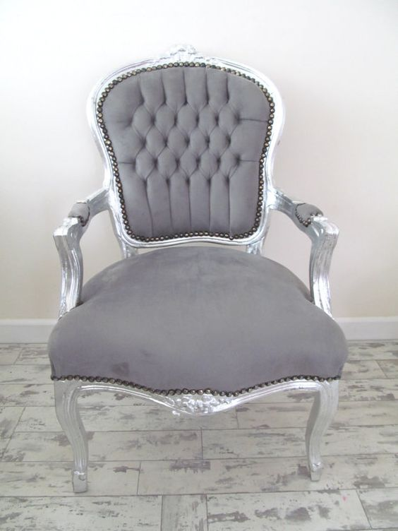 Gray Bedroom Chair - Bedroom design ideas