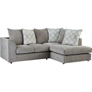 Grey Corner Sofas You'll Love | Wayfair.co.uk