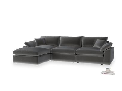 Grey Corner Sofas | Made in Blighty | Loaf
