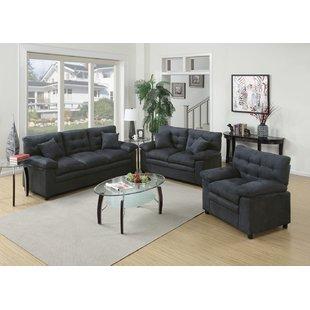 Grey Living Room Sets You'll Love   Wayfair