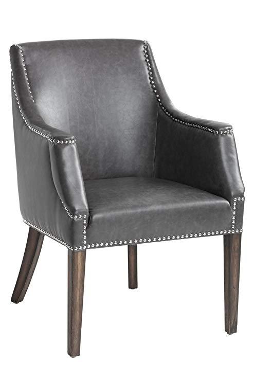 Amazon.com: Sunpan 100363 5West Occasional Chairs, 26.5