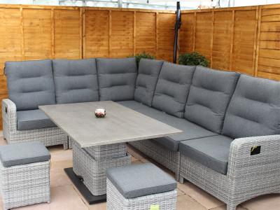Modular Rattan Garden Furniture - Garden Centre Shopping
