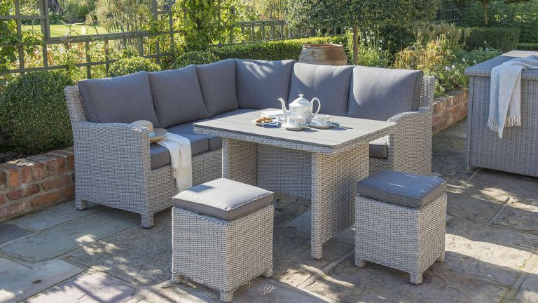 The best rattan garden furniture   Real Homes