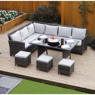 Rattan Effect Garden Furniture   Wayfair.co.uk
