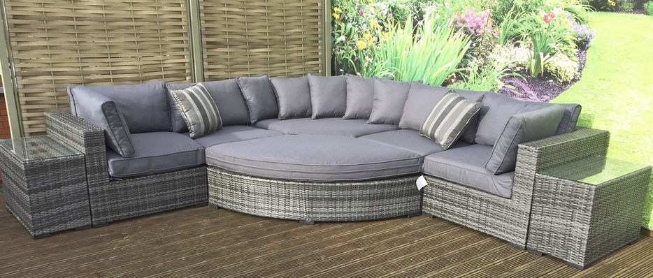 Grey Rattan Outdoor Chairs Grey Wicker Outdoor Chairs